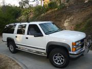 1995 chevrolet 1995 - Chevrolet Suburban