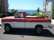 1969 ford Ford F-250 Camper Special