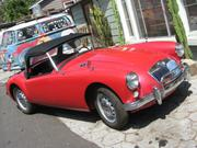 1959 Mg MG MGA